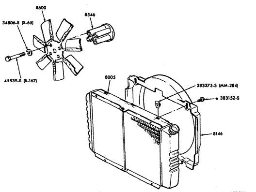cooling system Auto Radiator Diagram coolingsystemdiagram jpg (32931 bytes)