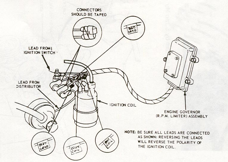 rev limiter wiring diagram